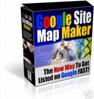 Product picture Google Sitemap Maker.zip