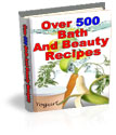 Product picture 500 bath and beauty recipes.zip