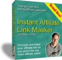 Product picture Instant Affiliate Link Masker.zip